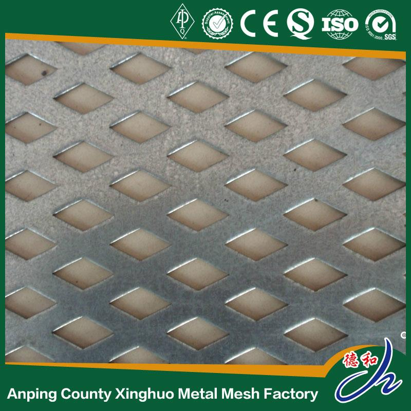 Stainless Steel 304&316 Perforated Metal Mesh for Decorate 3