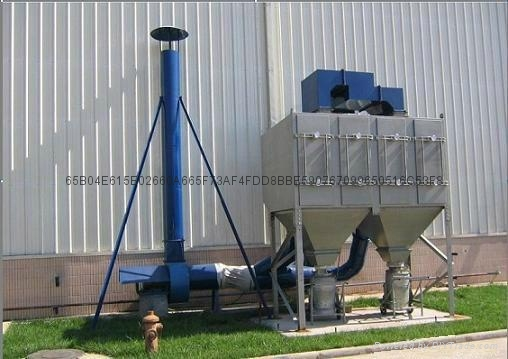 Specializing in the production of air box pulse bag dust collecting equipment 1