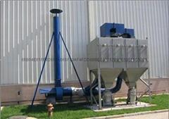 專業生產氣箱脈衝式濾袋除塵器