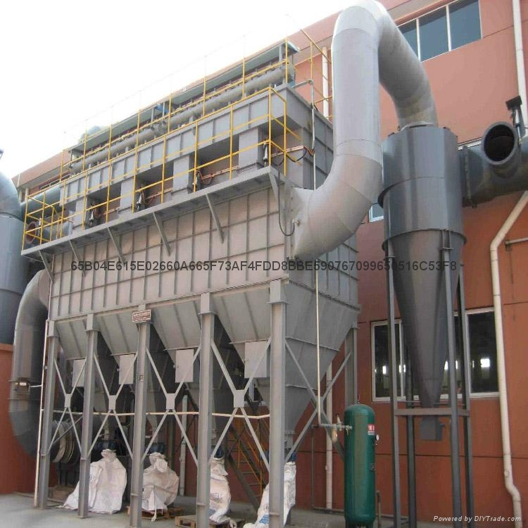 Specializing in the production of air box pulse bag dust collecting equipment 2