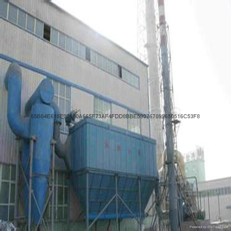Specializing in the production of air box pulse bag dust collecting equipment 4