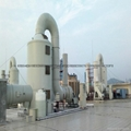 Specializing in the production of waste gas treatment equipment 1