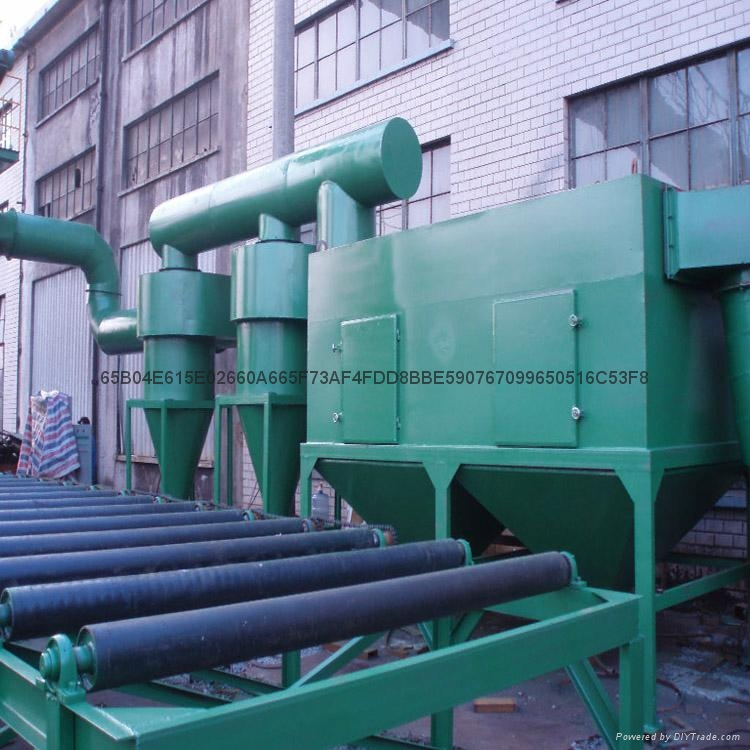 Factory sales of pulse type filter dust removal equipment 5