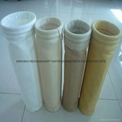 Factory direct sales of polyester needle felt filter bag