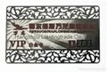 direct factory metal engraved custom