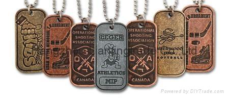 Metal badges Pin badges Customized metal bookmarks Number plate 5