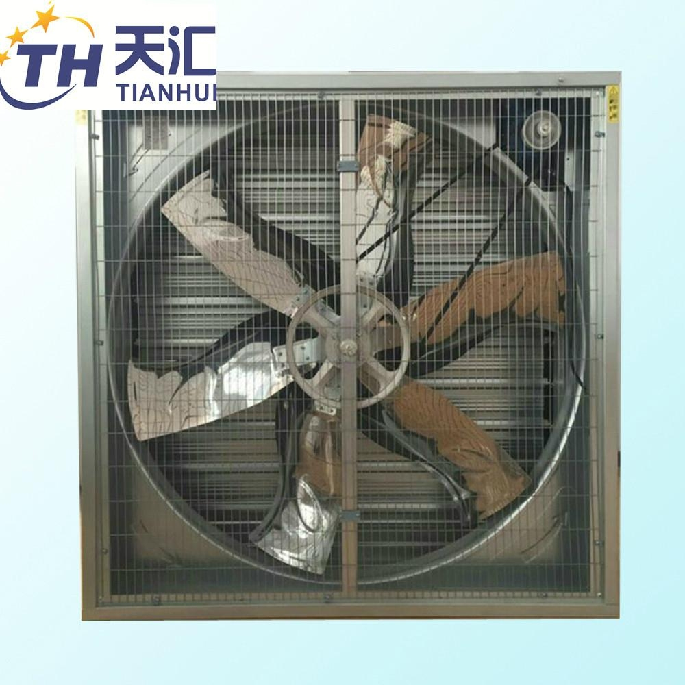 Industrial Ventilation Fans Exhaust Vents : Industrial wall mounted exhaust fan poultryhouse