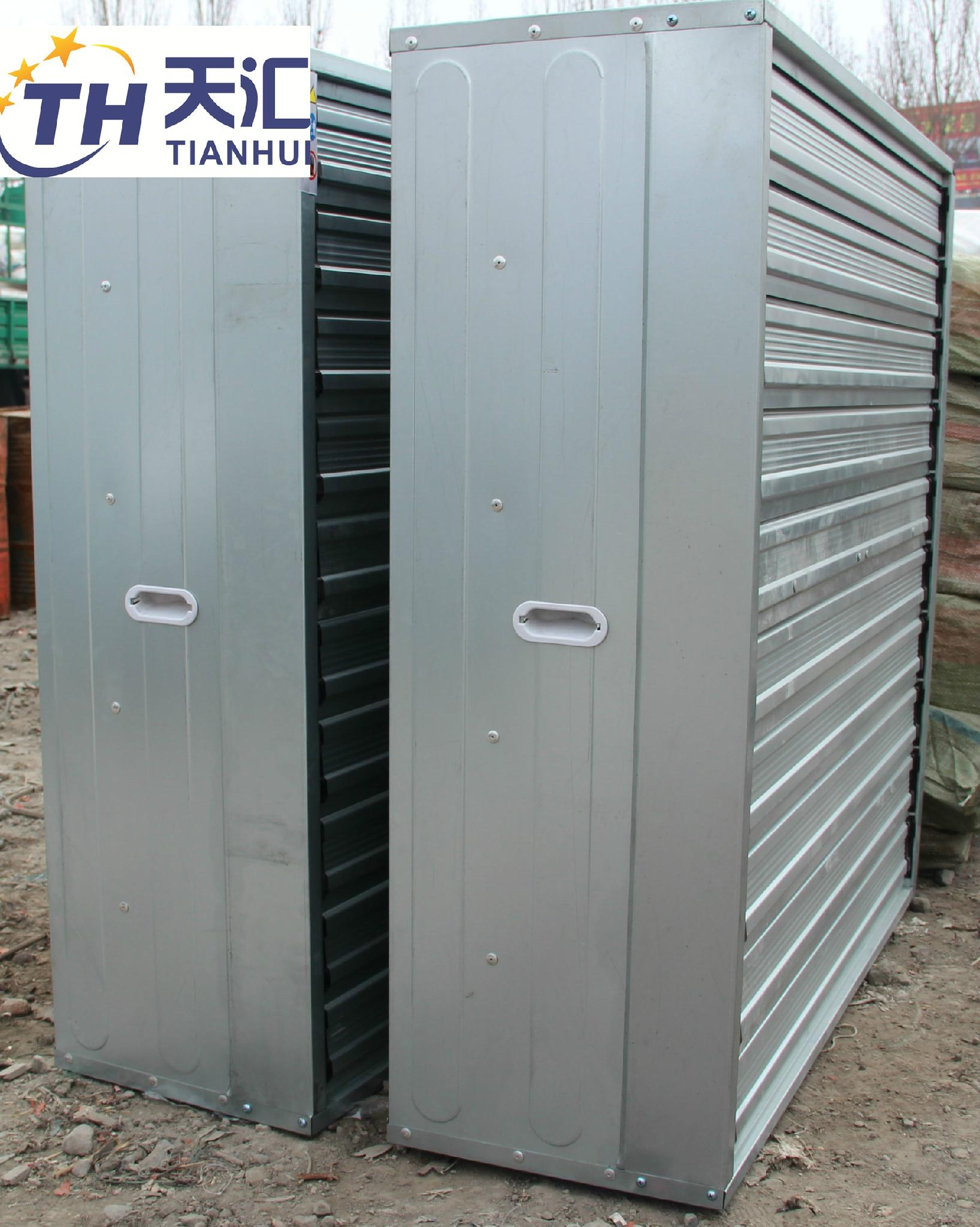 Industrial Wall Mounted Exhaust Fan Poultryhouse
