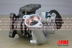 Turbocharger  KP35  0375G9      Mazda 2