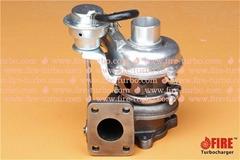 Turbocharger  RHF3 1G491-17011    Kubota