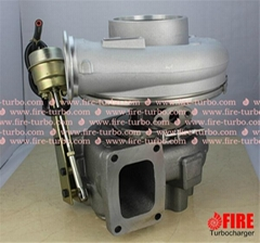 Turbocharger HX60W 4089298   Cummins ISX Industrial