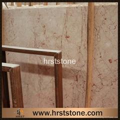 rose beige marble