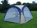 courtyard tent