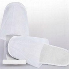 Simple Closed Toe Disposable Slipper