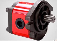 Forklift gear pump