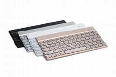 2016 Universal Bluetooth keyboard with LED backlit