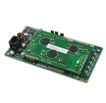 Printed circuit board assembly with high quality 3