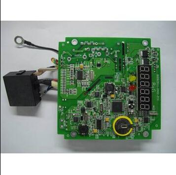 Printed circuit board assembly with high quality 4