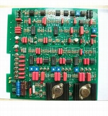 Multilayer PCB assembly production