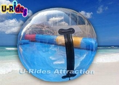 Outside Transparent Inflatable Water Walking Ball Security 3 Meter Diameter