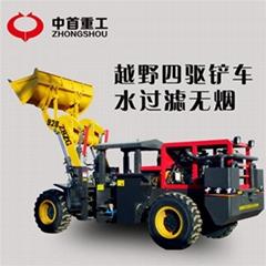 礦井裝載機質量可靠