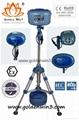 LED all-powerful mining light outdoor light 360 field capping lamp LED spotlight