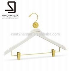 Female Wooden Top Hanger