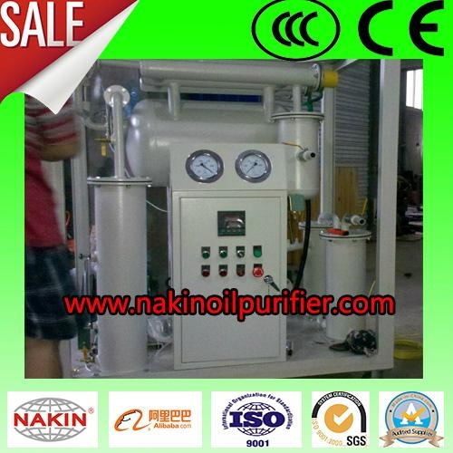 ZY Single-stage Vacuum Transformer Oil Filtration 1