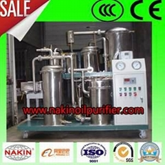Series TPF Oil Filtration Machine