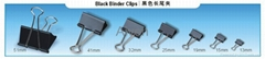 Aiven High Quality Non-Toxic Black Binder Clips