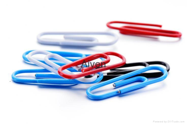 Aiven High Quality Color Paper Clips 4