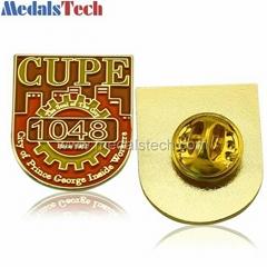 free art design custom promotional lapel pins