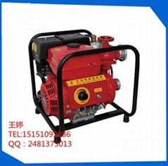 JBQ5.0 / 8.6手抬式消防泵 消防3C认证