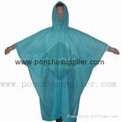 PVC Rain Ponchos/Reusable Rain Ponchos/Printing Rain Ponchos/Vinyl Rain Ponchos
