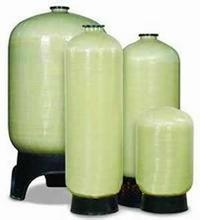 FRP activated carbon filter tank