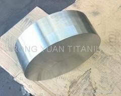 Pure and Alloy titanium disc