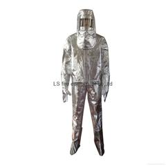 Aluminized Fire Retardant Clothing