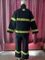 EN standard fireman outfit