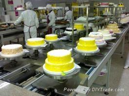 蛋糕生產線 1
