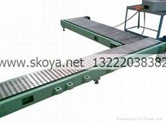 南京鏈板輸送機