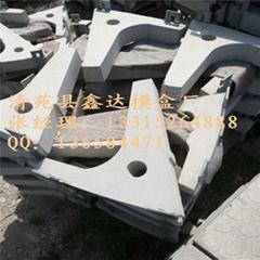 鑫达供应优质地铁支架模具