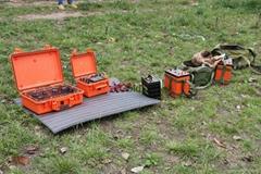 WDA-1 Super Multi-electrode Resistivity Surveying System