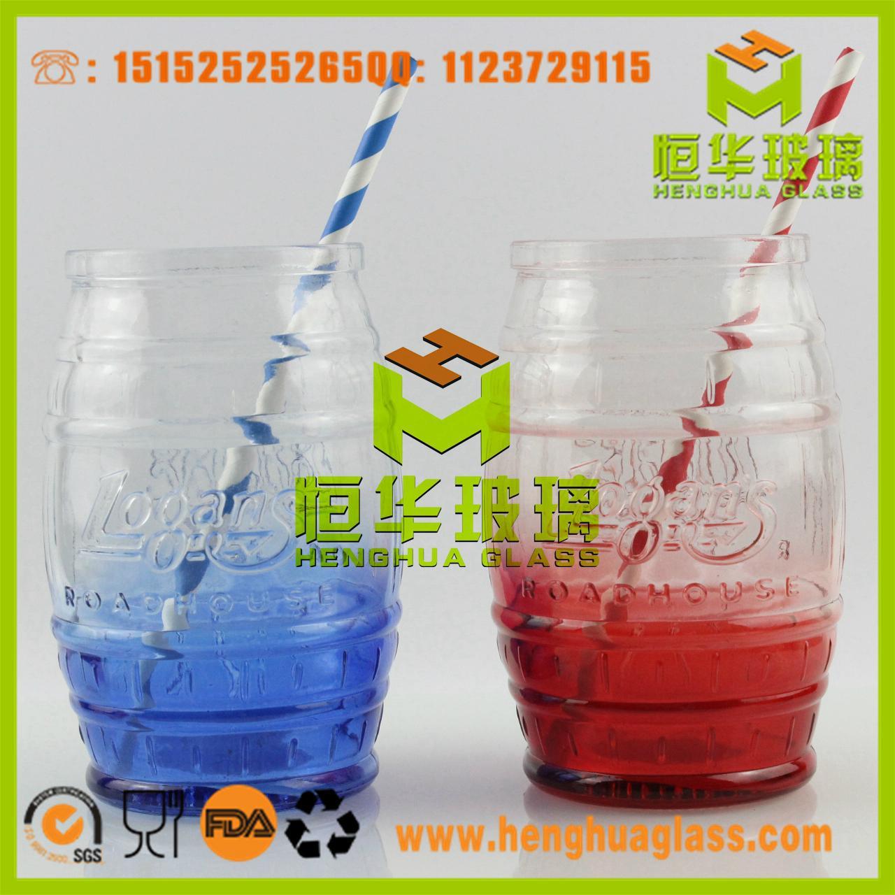 玻璃梅森罐 2