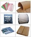 现货PE自封袋 透明塑料包装袋子 夹骨密封袋 自封口胶袋 2