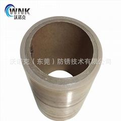 厂家直销 气相缠绕膜 vci气相缠绕膜 多金防锈