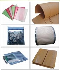 厂家直销 vci气相防锈纸 通用淋膜VCI防锈纸