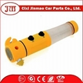 Multi-Function 4 In 1 Safety Hammer