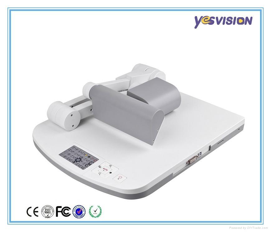 High resolution document camera 1