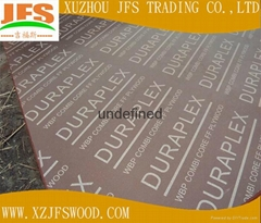 black/brown film faced plywood with good quality