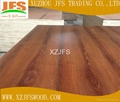 orange color melamine coated plywood